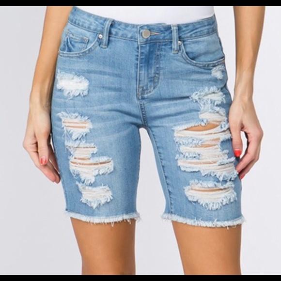 American Bazi Pants - NWT American Bazi cut off shorts! Now in!!